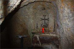 ..Petite chapelle du 11è siècle,..