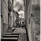 Petite rue de Collioure