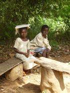 petits écoliers togolais