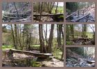 Petits ponts de bois