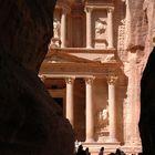 Petra as I saw it