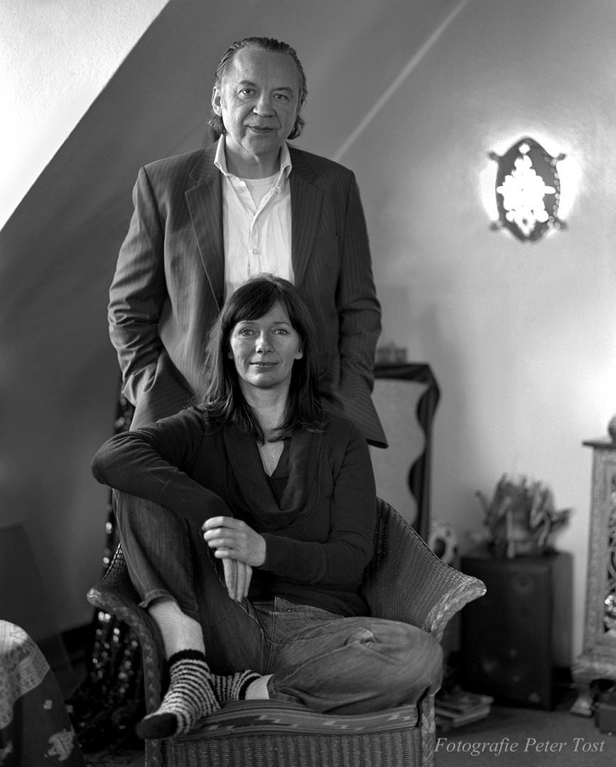 Petra Nacke und Elmar Tannert