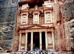 "PETRA: ""The Treasury"""