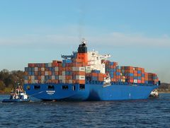 Petrohue -Containerschiff