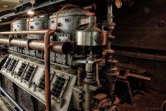 Petroleum Motor