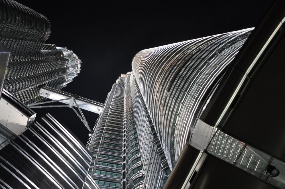 Kuala Lumpur bei Nacht Foto & Bild | asia, malaysia