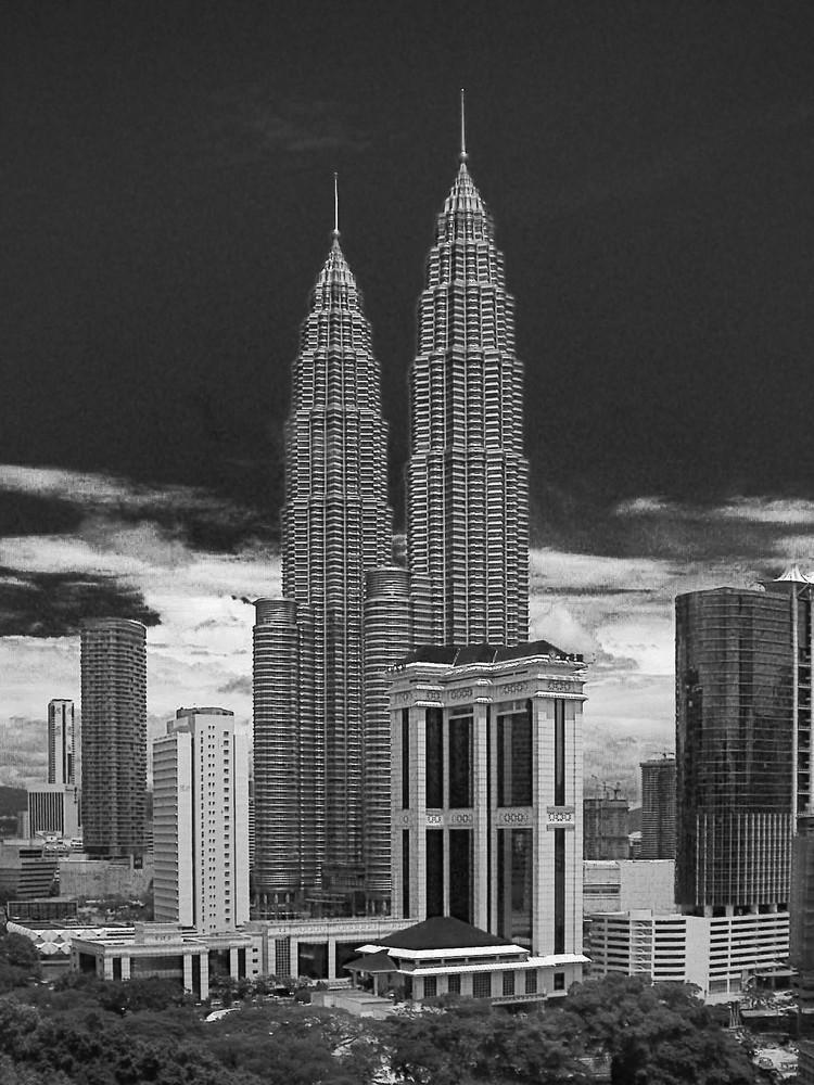 Petronas Tower KUL