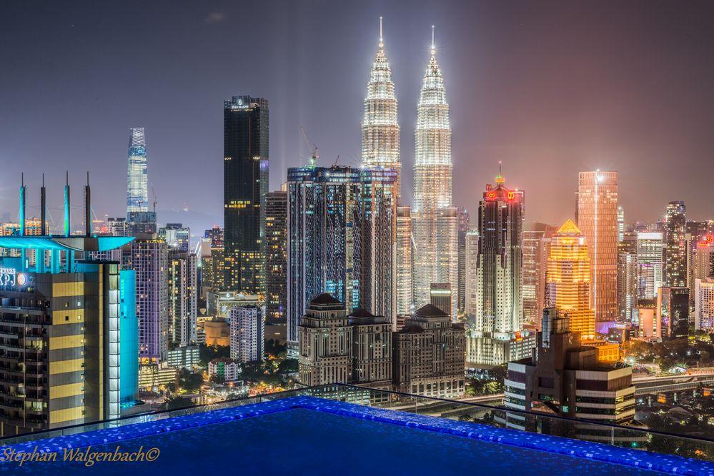 Stadtzentrum Kuala Lumpur Foto & Bild | asia, malaysia