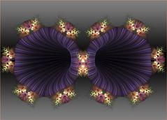 Petunia fractalis