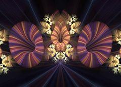 Petunia fractalis II