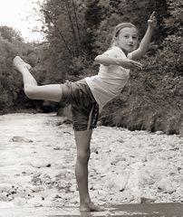 peu ballerine