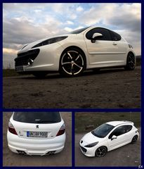 Peugeot 207 RC *tuned