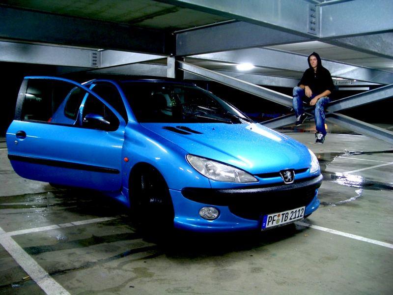 Peugeot 2o6