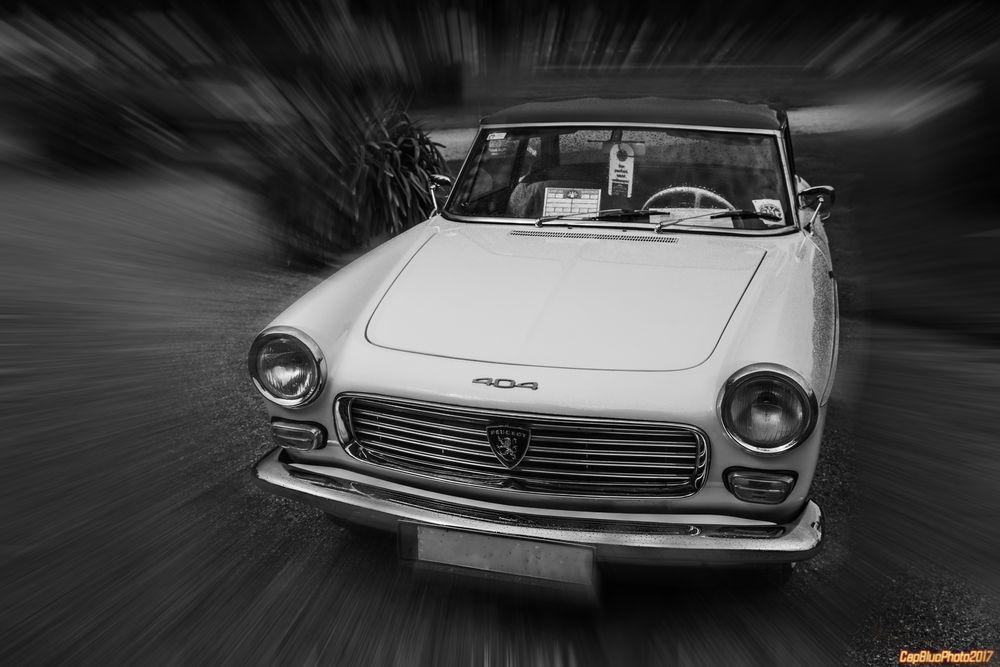 Peugeot 404 Inj.Coupe Pininfarina F 1964