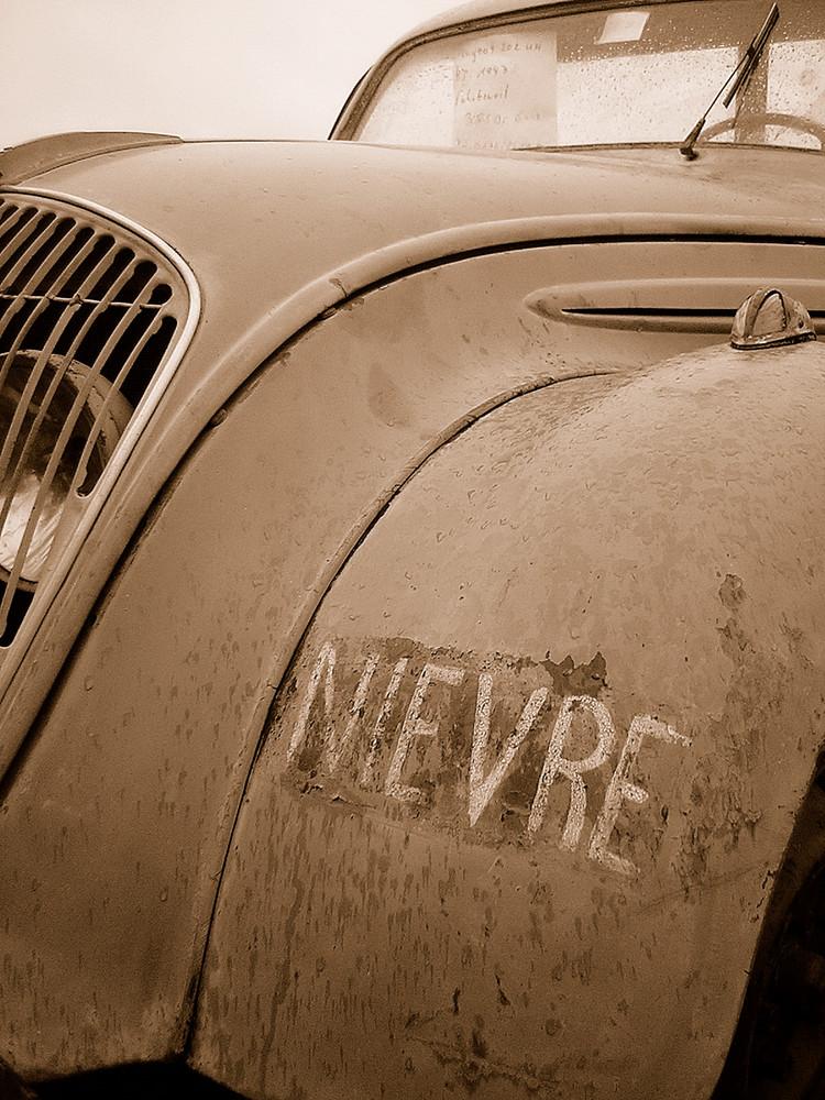 Peugeot aus Nievre