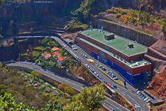 Peugeot Autohaus auf Madeira
