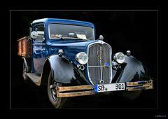 Peugeot T301 Pick-up - 1934 -