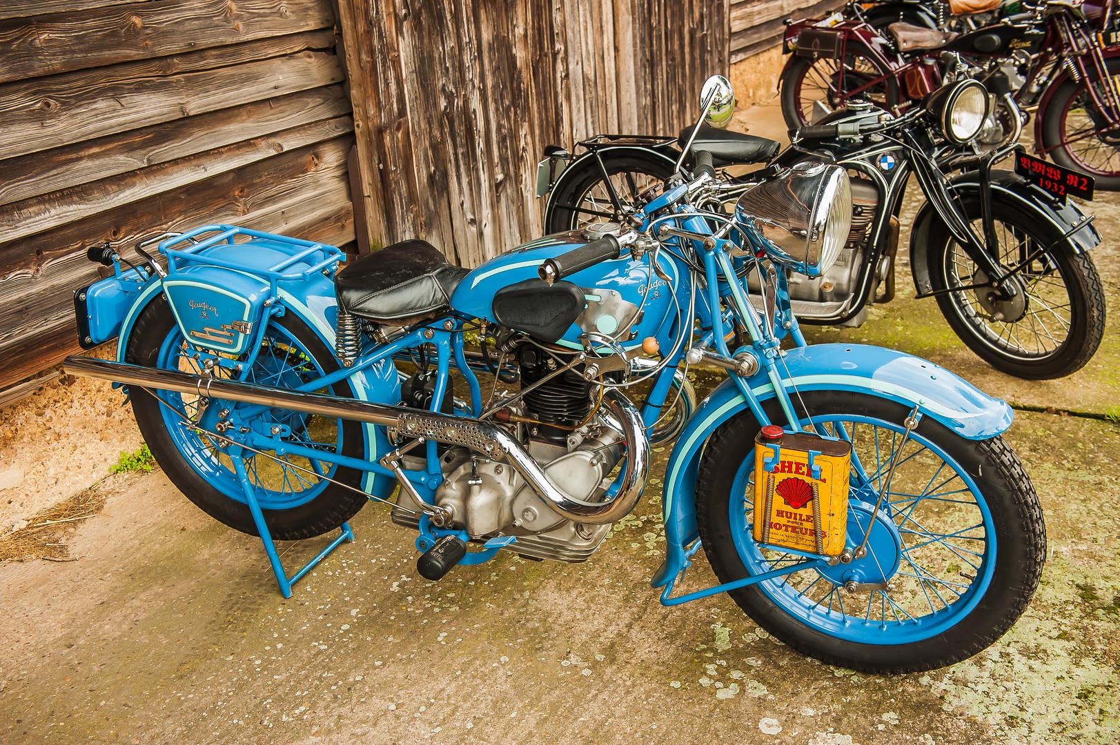Peugeot, Zweirad Klassiker