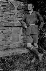 Pfadfinder im Jare 1920.     . 120_2742