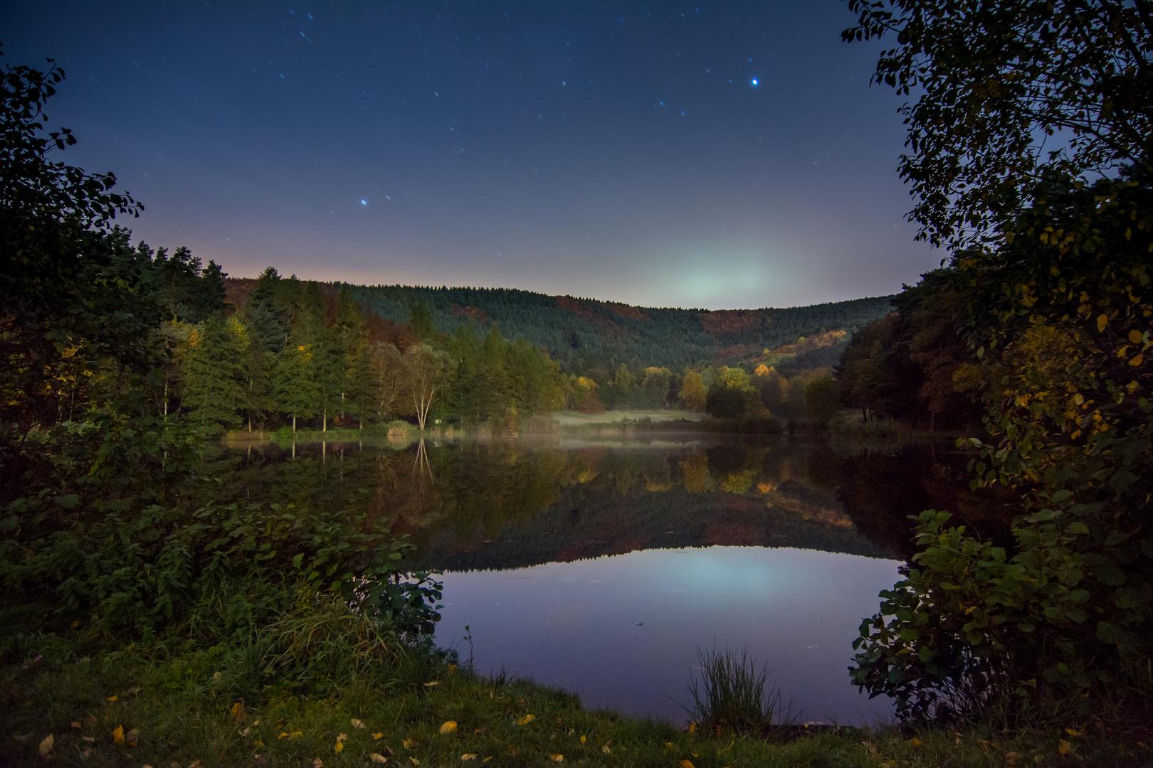 Pfälzerwald bei Nacht (reload)