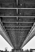 Pfaffendorfer Brücke Richtung Koblenz