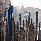 Pfahlstadt Venedig