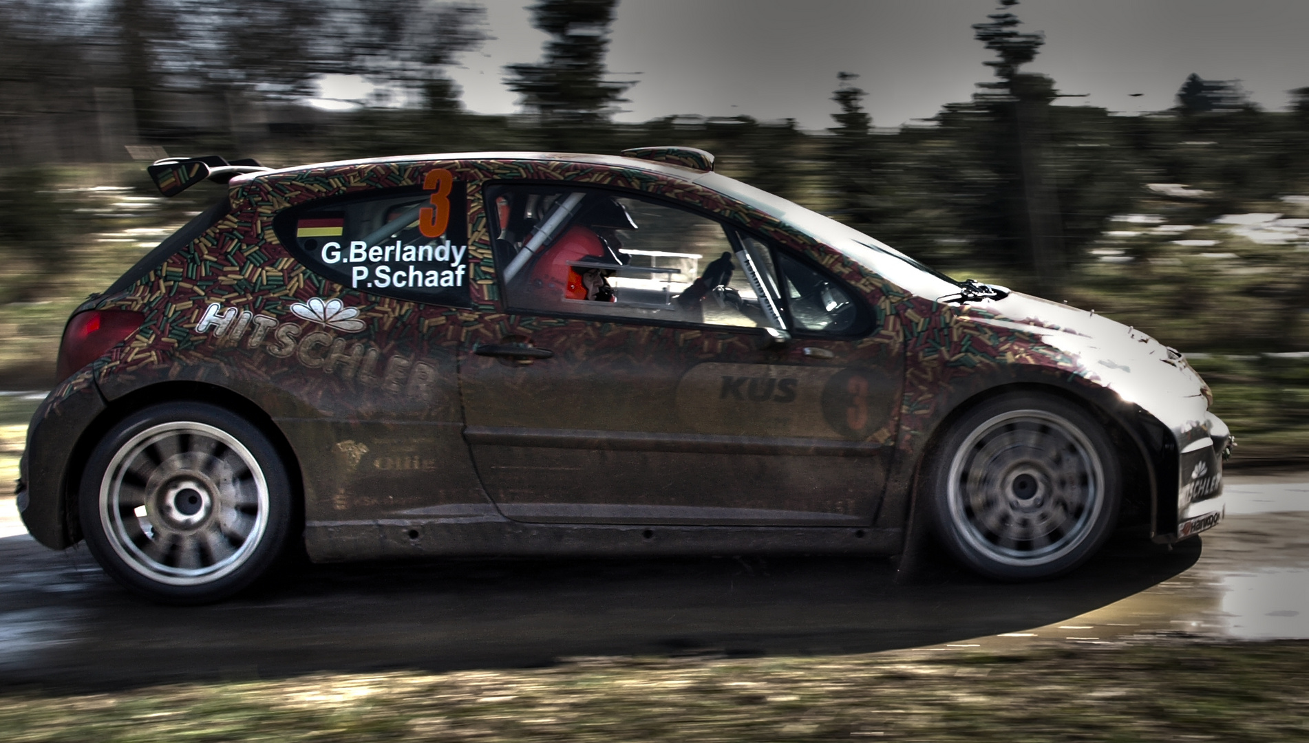 Pfalz-Westrich Rallye 2013
