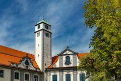 Pfalzturm im Fronhof