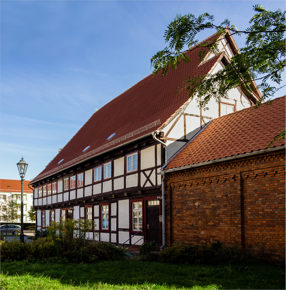 Pfarrhaus in Oschersleben
