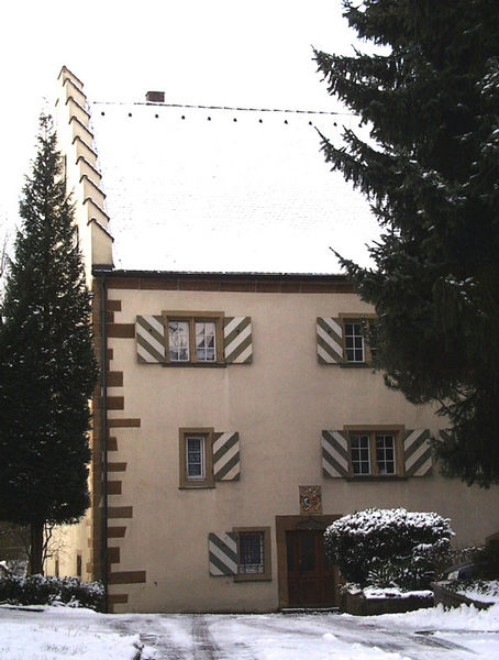 Pfarrhaus Rheinheim