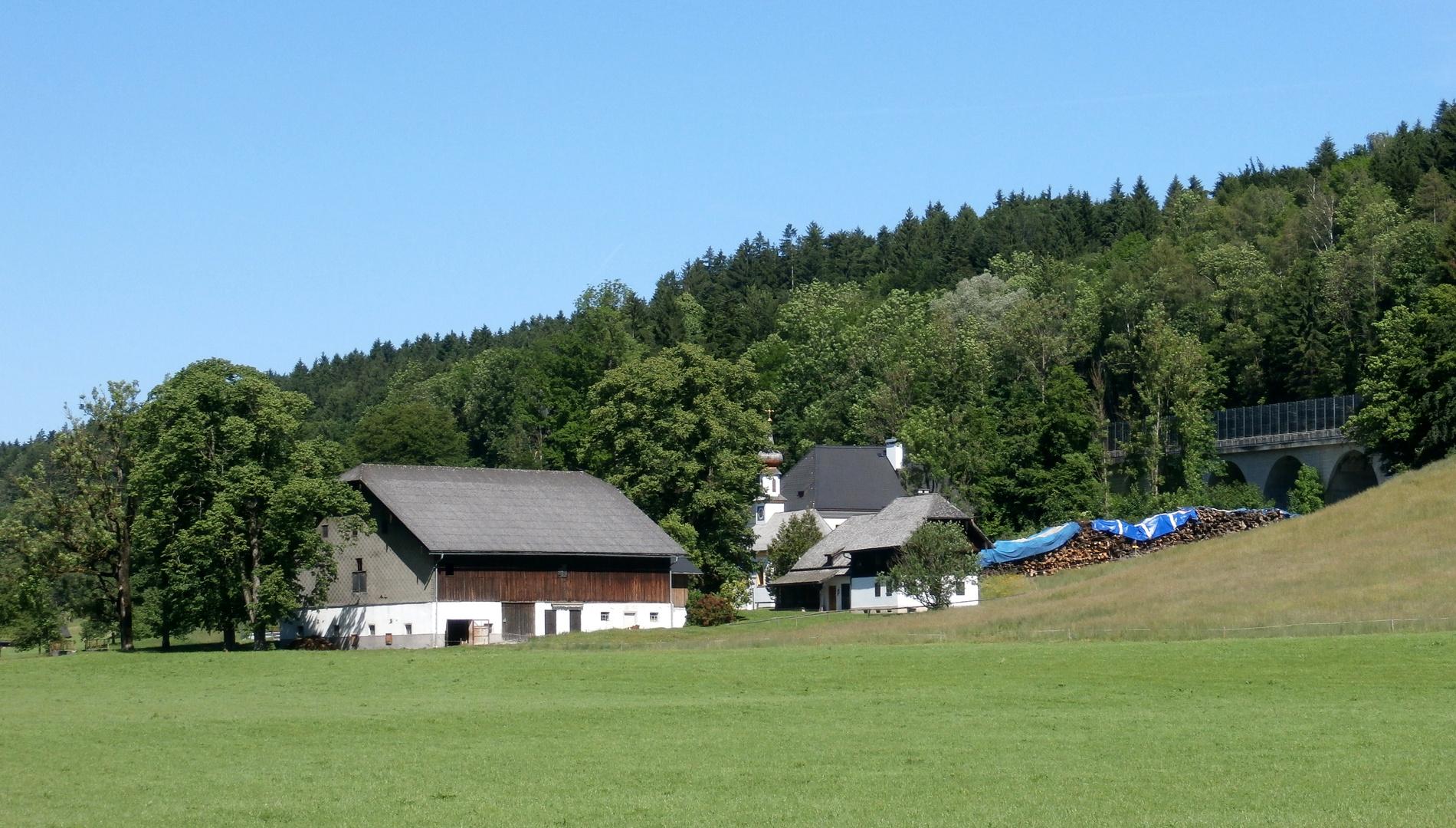 Pfarrhofgut in Thalgau