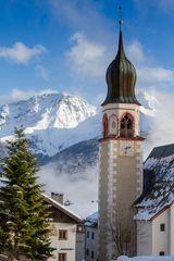 Pfarrkirche Fiss / Tirol