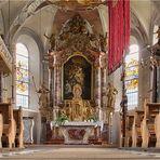 Pfarrkirche Hl. Josef  zu Obsteig