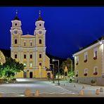 Pfarrkirche in Mondsee