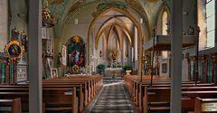Pfarrkirche Maria Heimsuchung - Kolsass Tirol -