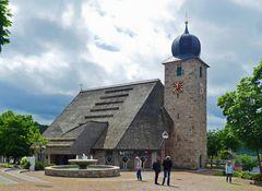Pfarrkirche Schluchsee