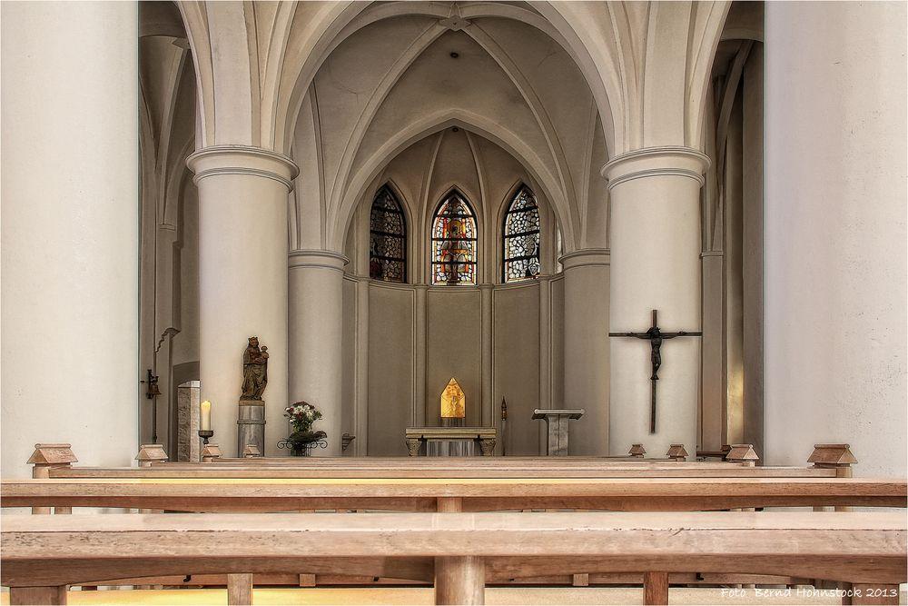 Pfarrkirche St. Antonius Kevelaer ...