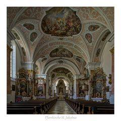 """*** Pfarrkirche St. Jakobus  - Ensdorf """" Gott zu Gefallen..."""""""