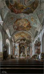 """Pfarrkirche St. Johannes Evangelist - Auerbach """" Gott zu Gefallen..."""""""