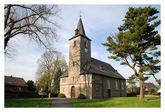 Pfarrkirche St. Laurentius in Mülheim Mintard