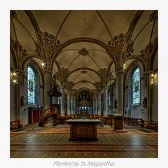 """Pfarrkirche St Magaretha (Hohenwepel) """" Gott zu Gefallen...."""""""