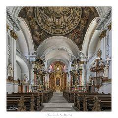 "Pfarrkirche St. Martin - Bamberg "" Gott zu Gefallen... """