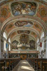 """Pfarrkirche St. Martin - Garmisch Partenkirchen """" Gott zu Gefallen... """""""