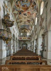 """Pfarrkirche St. Martin - Mönchsdeggingen """" Gott zu Gefallen... """""""