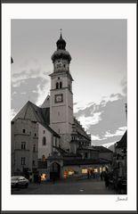 Pfarrkirche St. Nikolaus, Hall in Tirol