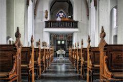 Pfarrkirche .... St. Peter  in Born