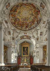 """Pfarrkirche St. Quirinus-Tegernsee """" Gott zu Gefallen... """""""