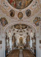 Pfarrkirche St.Michael Bertoldshofen (Bayern)
