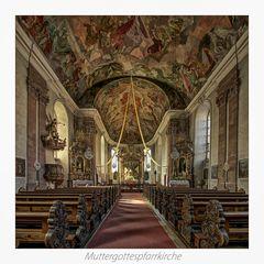 """Pfarrkirche Unsere Liebe Frau  - Aschaffenburg """" Gott zu Gefallen..."""""""