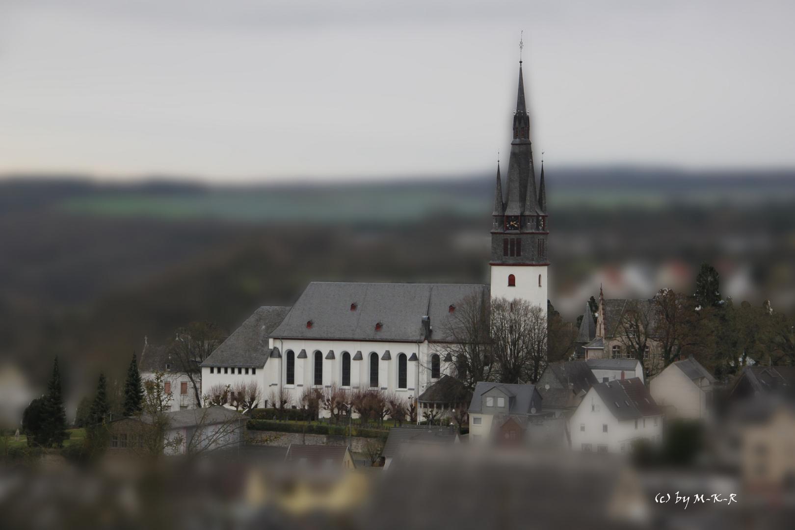Pfarrkirche Villmar miniature